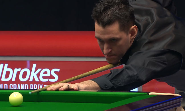 Tom Ford Through to Last 16 with a 4-2 Win Over Mark Selby