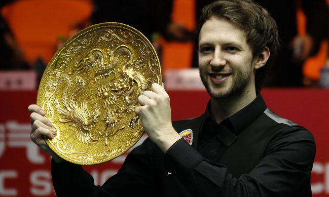 Judd Trump Wins The 2016 China Open