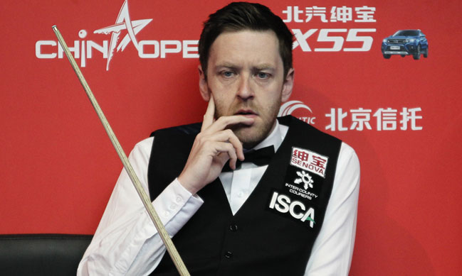 Ricky Walden and Judd Trump to Contest Final