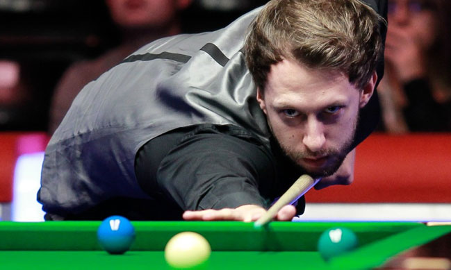 Judd Trump and Liang Wenbo through to the English Open Final