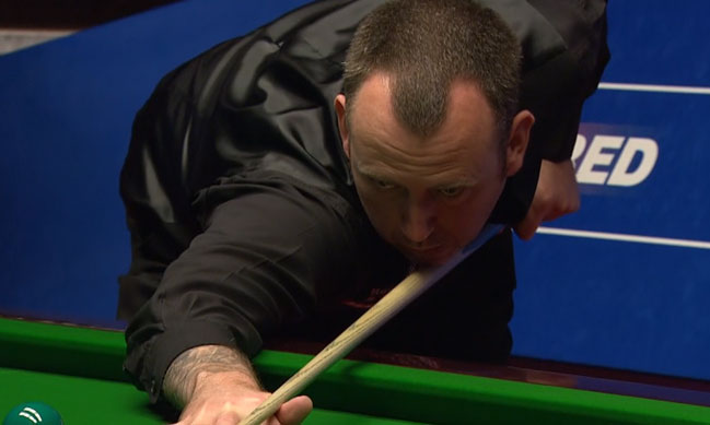 Former Champions Mark Williams and Ronnie O'Sullivan in to Last 16
