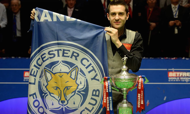 Mark Selby Regains the Snooker World Championship