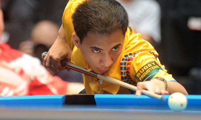 Dennis Orcollo Wins the California 9-Ball Championship