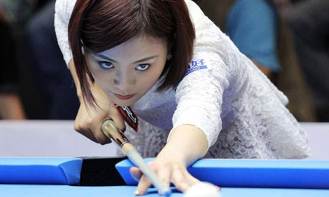 Liu Sha Sha Wins 2014 Women's World 9-Ball Pool Championship