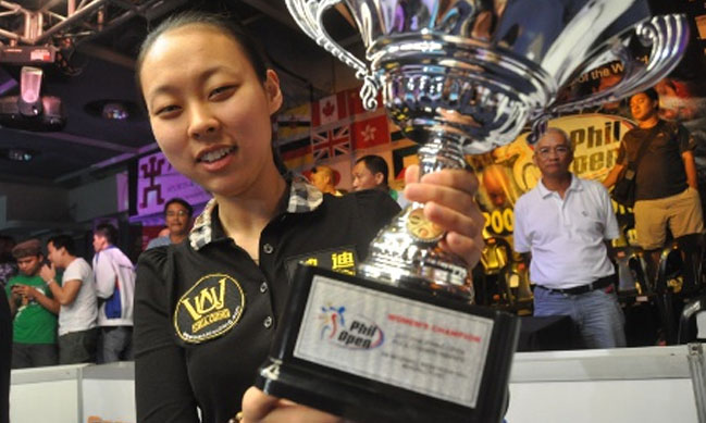 Chinese Dominate in China's 8 Ball Championship